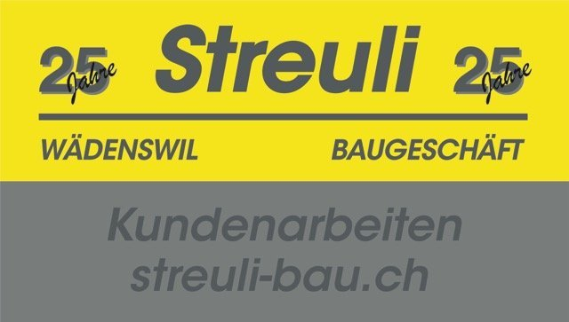 Streuli-Bau